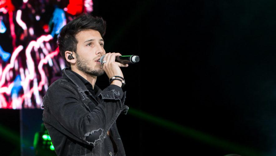 Concierto de Sebastián Yatra en Guatemala | Octubre 2018