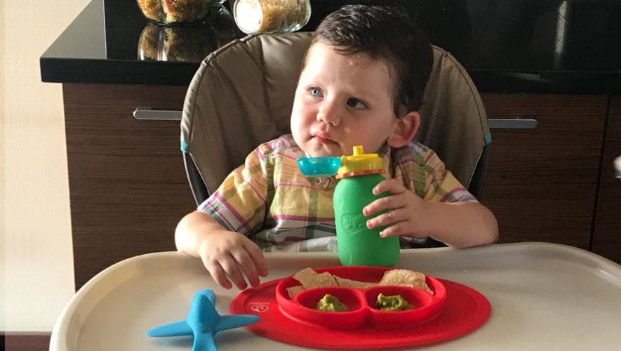 Taller de alimentación complementaria para bebés | Septiembre 2018