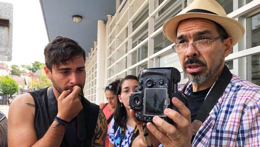 Charla gratuita con el fotógrafo argentino Gustavo Pomar | Septiembre 2018