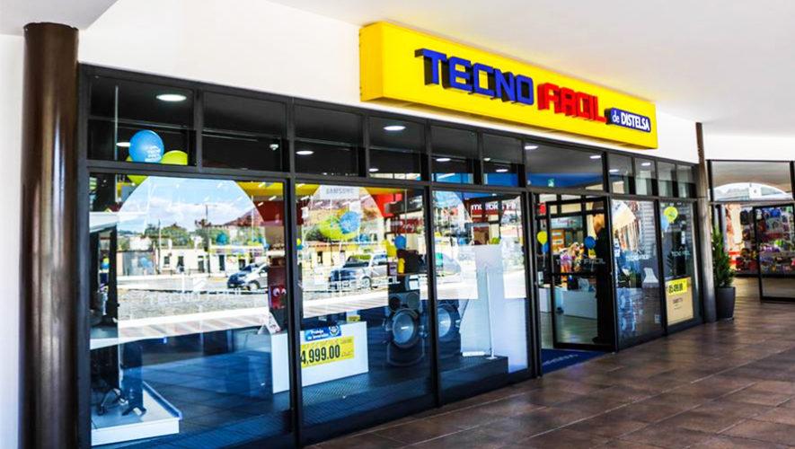 Tecno Fácil del Grupo Distelsa inauguró su nueva tienda en Guatemala