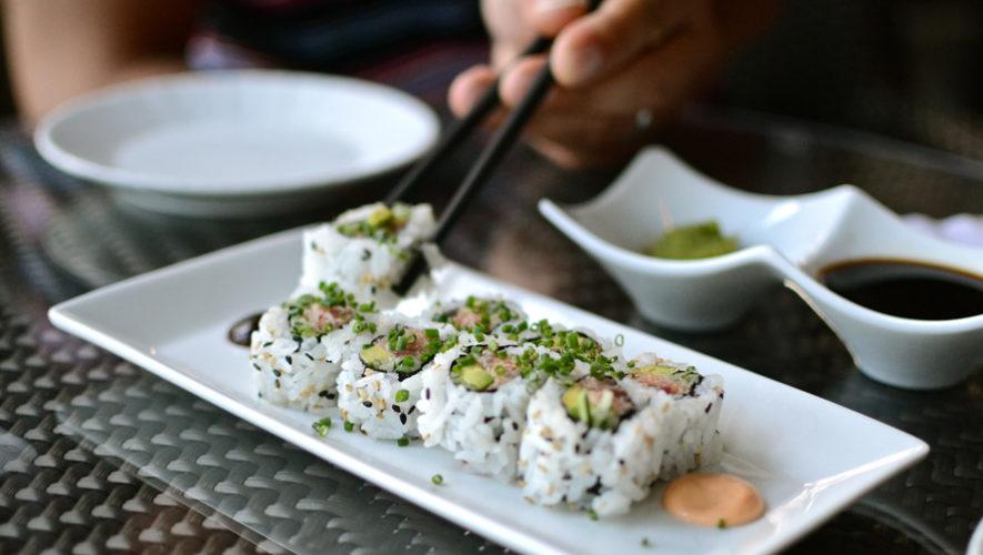 Todo lo que puedas comer de sushi en Sakura | Septiembre 2018