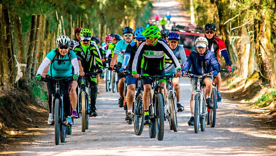 Tour en bicicleta por las montañas de Tecpán | Septiembre 2018