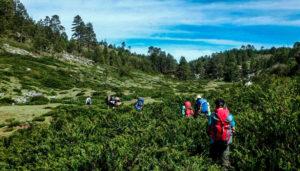 Trekking de Nebaj a Parramos, Cuchumatanes | Octubre 2018