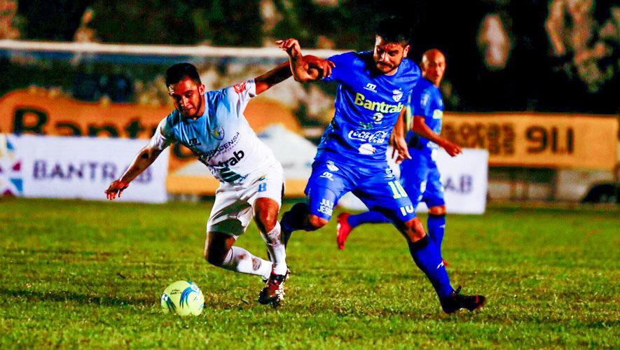 Partido de Cobán y Sanarate por el Torneo Apertura | Septiembre 2018