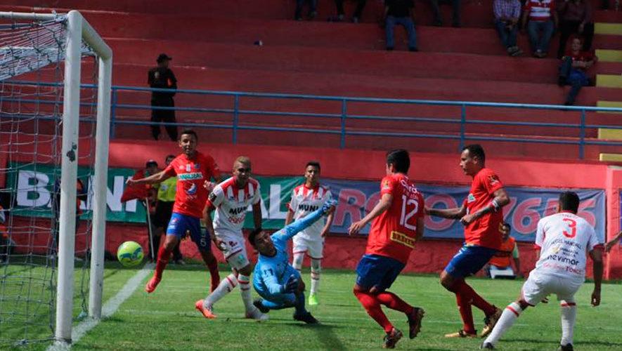 Partido de Municipal y Malacateco por el Torneo Apertura | Septiembre 2018