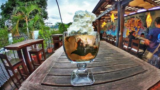 helados en Antigua Guatemala