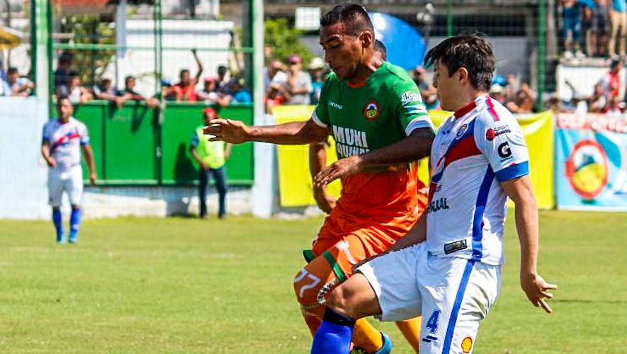 Partido de Siquinalá y Xelajú por el Torneo Apertura | Septiembre 2018