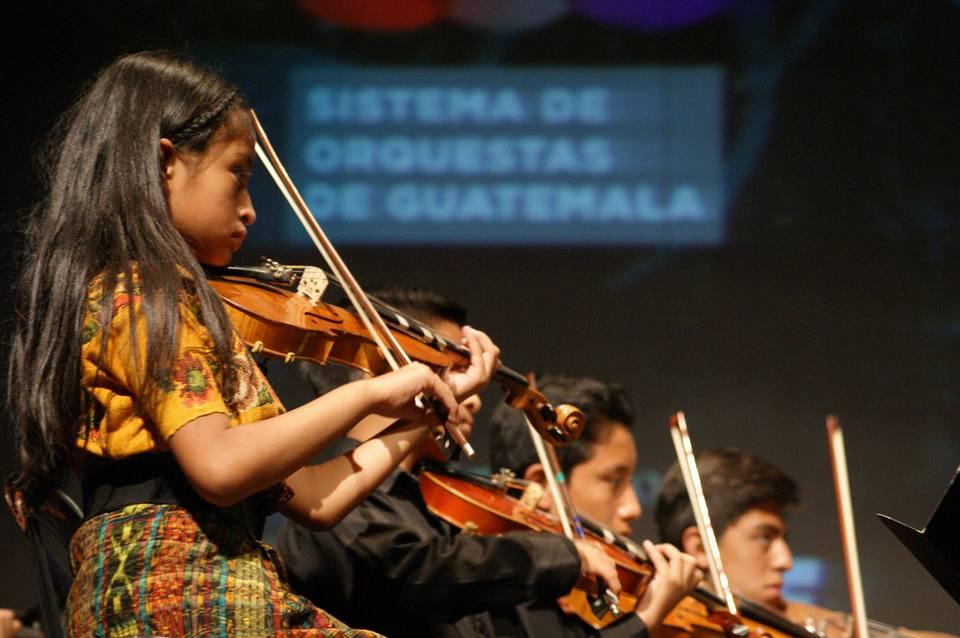 (Créditos: Sistema de Orquestas de Guatemala)