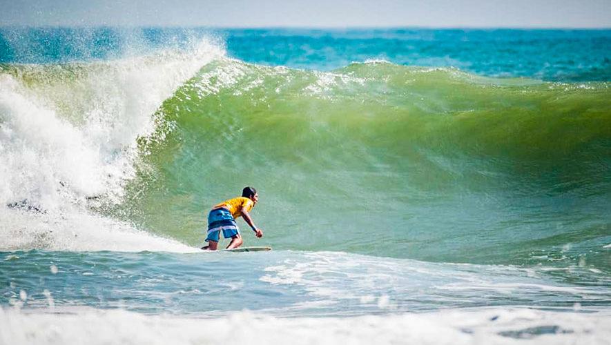 Tercera fecha del Ranking Nacional de Surf en Iztapa | Octubre 2018