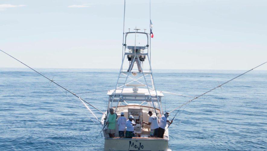 Pesca deportiva en Guatemala