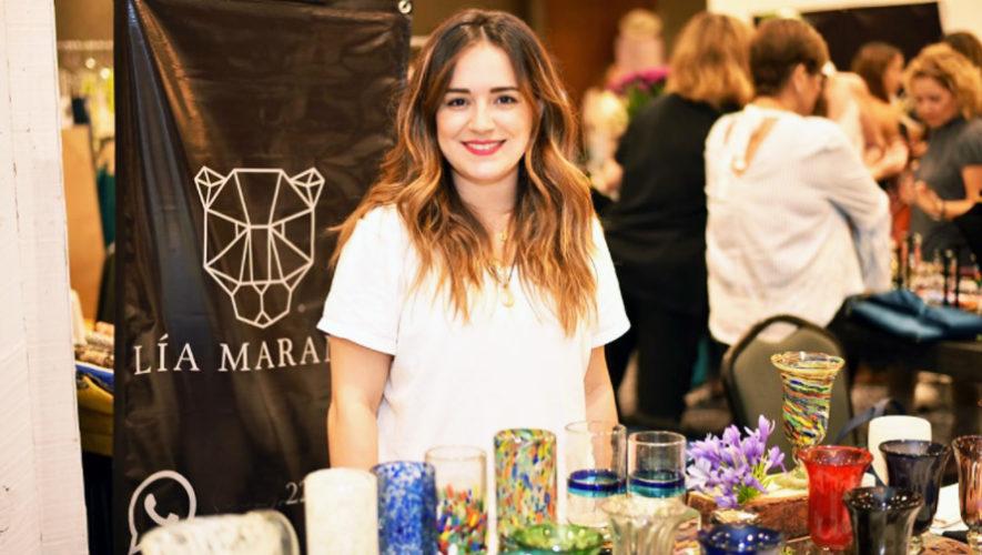 Bazar de mujeres emprendedoras en Guatemala | Noviembre 2018