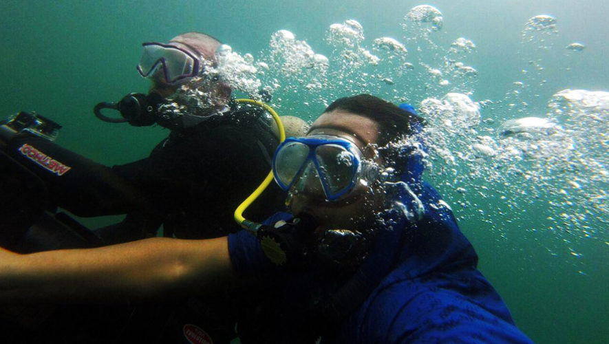 Viaje para realizar buceo en Laguna de Ayarza | Diciembre 2018