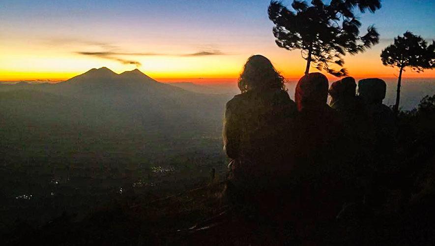 Campamento en volcán Tolimán y Cerro de Oro | Noviembre 2018