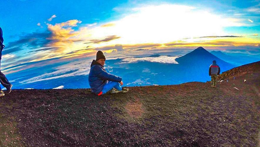 Campamento en el Volcán Acatenango | Octubre 2018