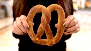 Clase de cocina para elaborar un pretzel | Octubre 2018
