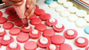 Clase de cocina para hacer Macarons | Octubre 2018