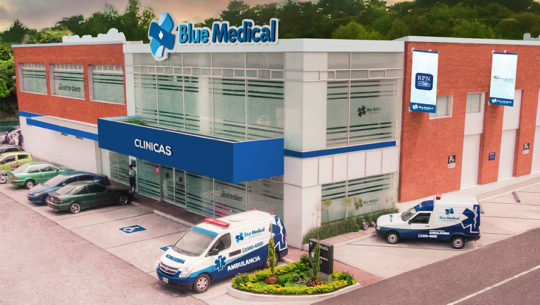Clínicas Blue Medical ofrece servicios de medicina especializada