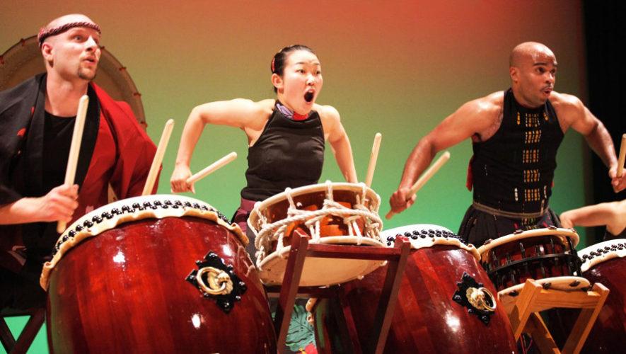 Concierto gratuito de instrumentos japoneses en Guatemala | Noviembre 2018