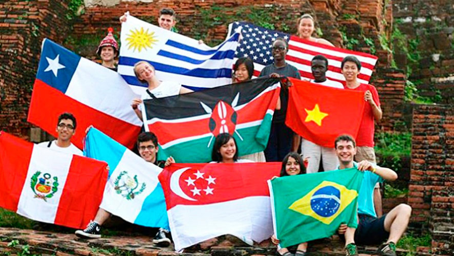 Convocatoria de becas en el extranjero para estudiar bachillerato, octubre 2018