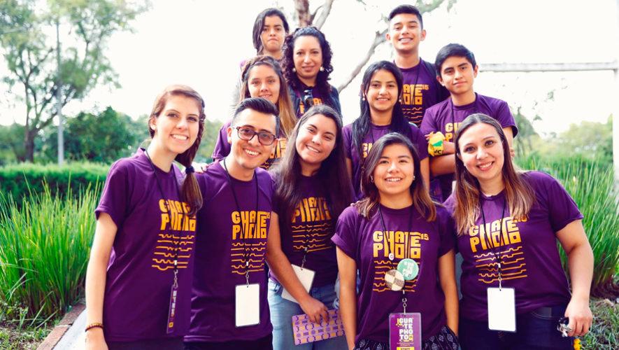 Convocatoria de voluntarios para el Festival de Fotografía GuatePhoto 2018