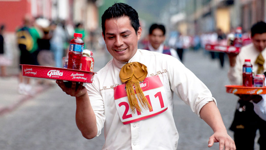 Convocatoria para la Carrera de las Charolas en Antigua Guatemala 2018