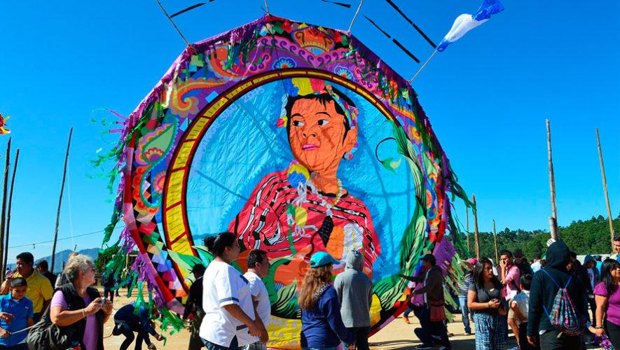 Convocatoria para participar en el Festival del Barrilete en Mixco, 2018