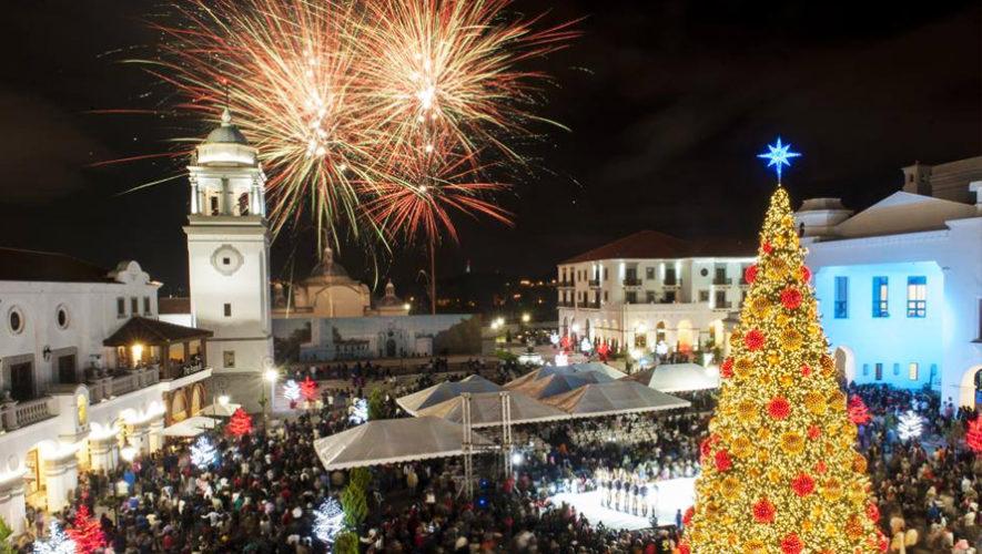 Desfile de Navidad en Ciudad Cayalá | Noviembre 2018