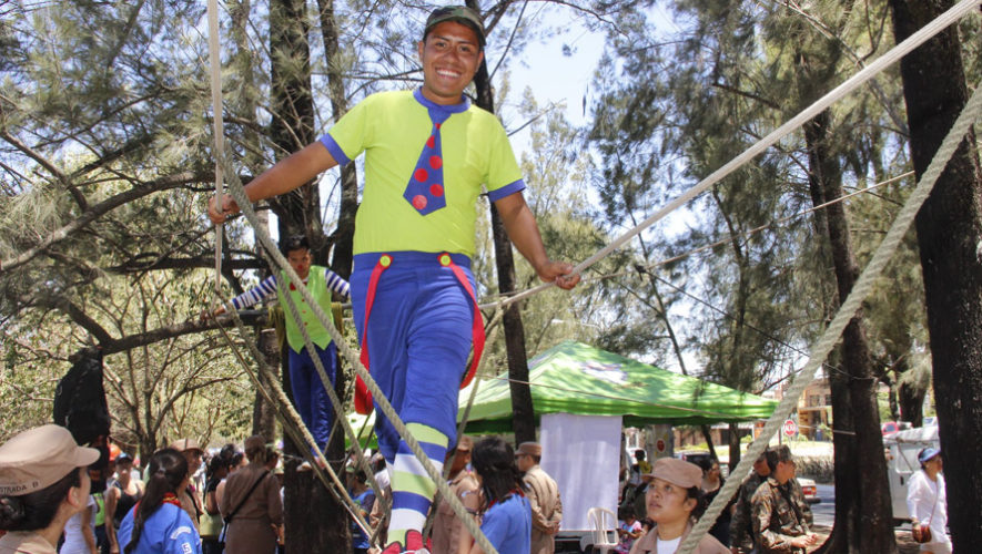 Domingo Verde, festival ecológico en Vista Hermosa | Octubre 2018