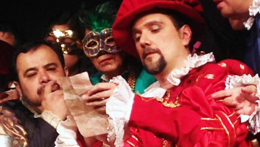 Don Juan Tenorio, temporada de teatro en Guatemala | Octubre - Noviembre 2018
