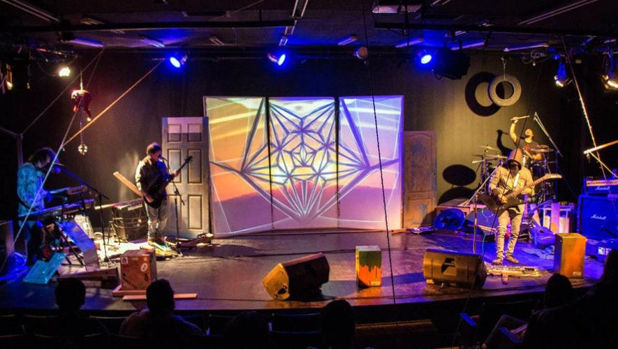 Eclectrip 2, concierto experimental de música electrónica | Octubre 2018