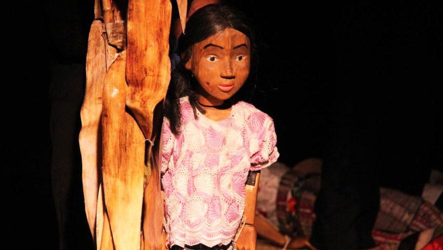 El Abuelo Danzante, obra de teatro en Panajachel | Octubre 2018