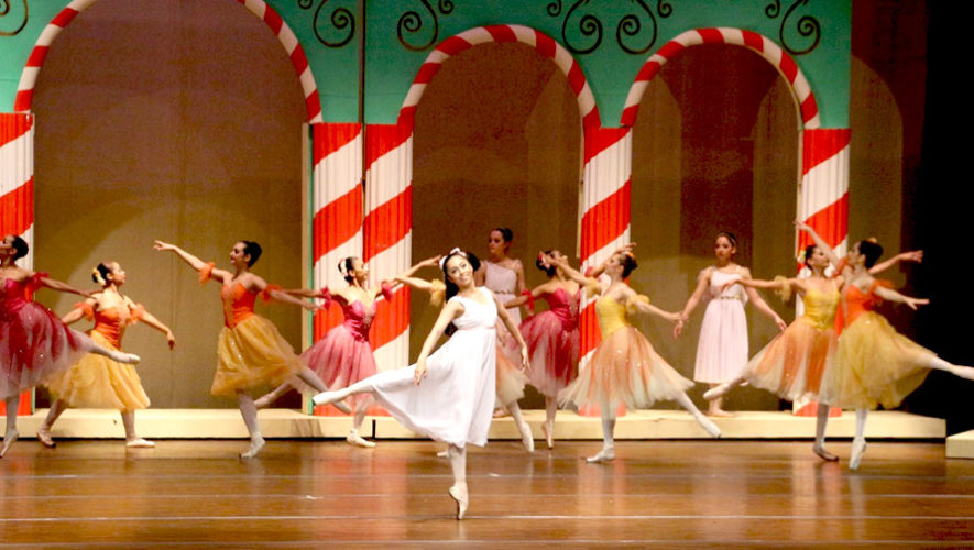El Cascanueces, por el Ballet Nacional de Guatemala | Diciembre 2018