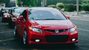 Exhibición benéfica de autos Honda | Octubre 2018