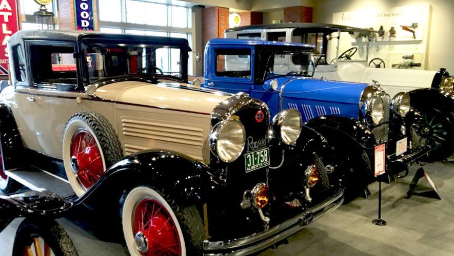 Exhibición gratuita de autos clásicos y cosas antiguas en Guatemala | Octubre 2018