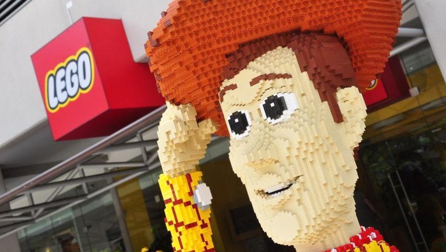 Exhibición gratuita de figuras de Lego en Guatemala | Octubre 208