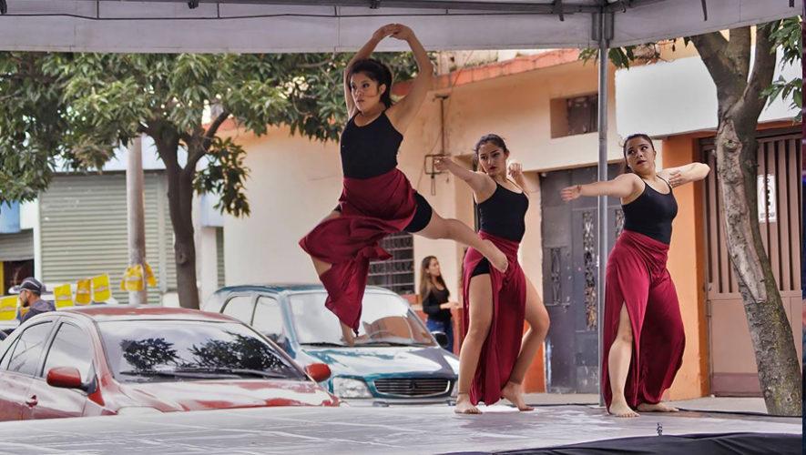 Festival Cultural de la Avenida de los Árboles   Octubre 2018
