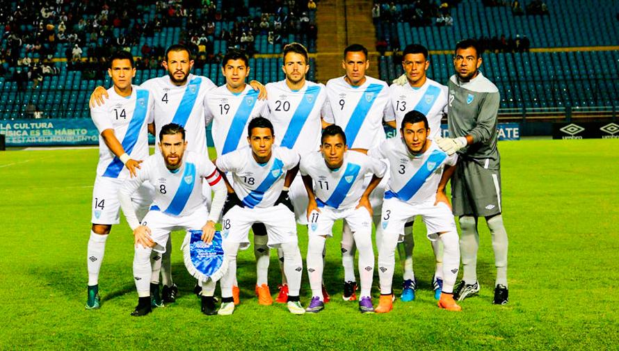 Fecha en que se jugará el partido amistoso de Guatemala e Israel, noviembre 2018