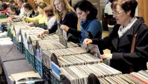 Feria de discos de vinilo en Guatemala | Noviembre 2018