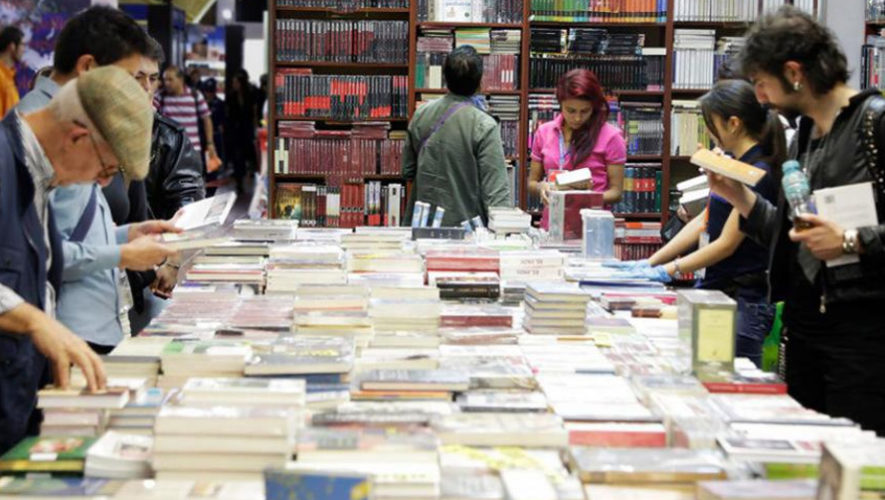 Feria Municipal del Libro en el Centro Histórico | Octubre-Noviembre 2018