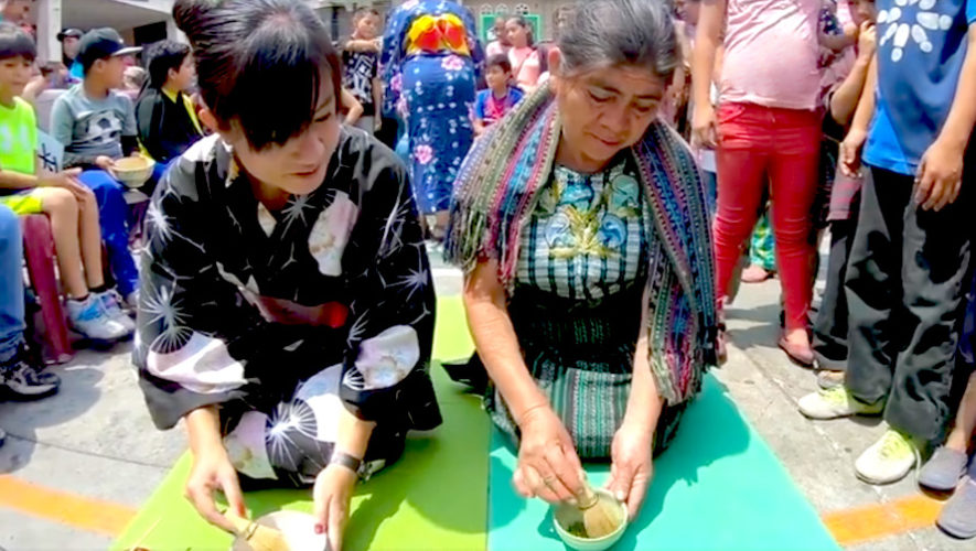 Festival Japonés en Totonicapán | Octubre 2018