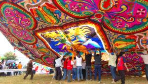 Festival de Barriletes Gigantes en Santo Domingo Xenacoj | Noviembre 2018