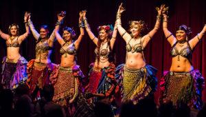 Festival de danza árabe en Guatemala | Noviembre 2018