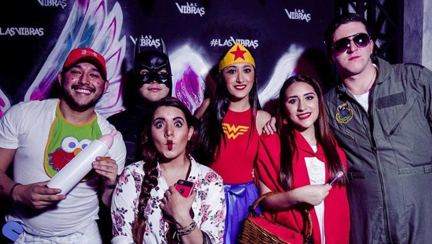 Fiesta de Halloween en Las Vibras de la Casbah, Antigua Guatemala | Octubre 2018