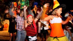 Fiesta de Halloween para niños en Casa Mandarina | Octubre 2018