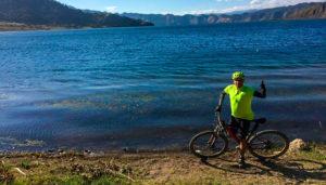 Gran travesía en bicicleta a la Laguna de Ayarza | Octubre 2018