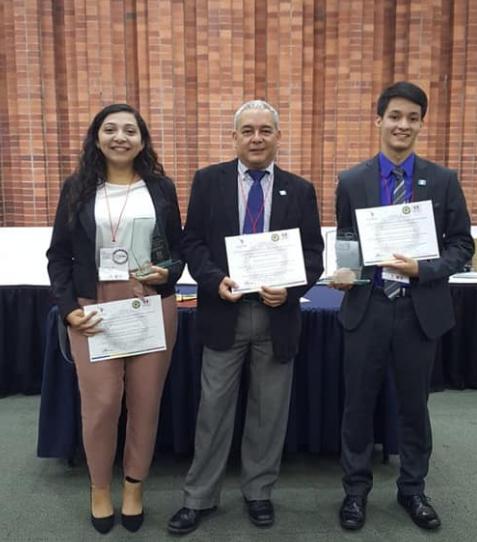 Guatemaltecos destacaron a nivel internacional