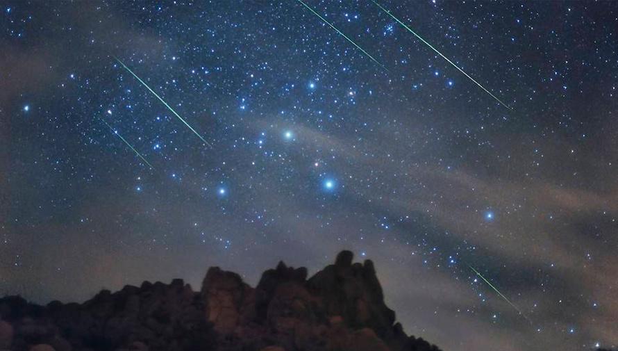 Hora y fecha para ver la Lluvia de Estrellas Oriónidas 2018 desde Guatemala