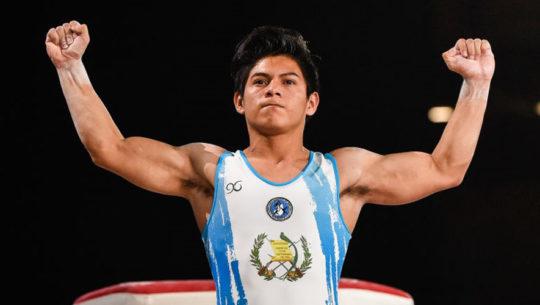Jorge Vega va a al Mundial de Gimnasia Artística en Catar 2018