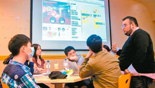 Jeffrey Reyes imparte clases de inteligencia artificial en universidad de Taiwán