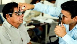 Jornada oftalmológica gratuita para adultos en la Ciudad de Guatemala, octubre 2018